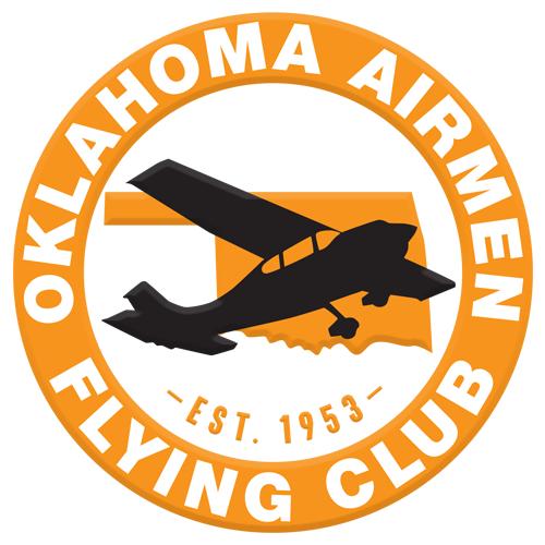 Oklahoma Airmen Flying Club logo